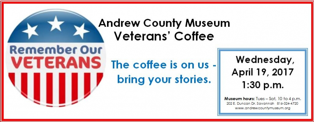 Veterans' Coffee