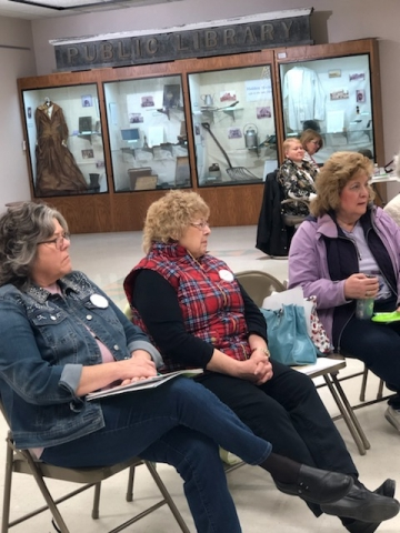 Andrew County Retired Teachers Meeting